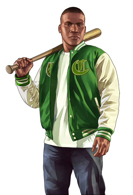 grand theft auto 5 roleplay character franklin